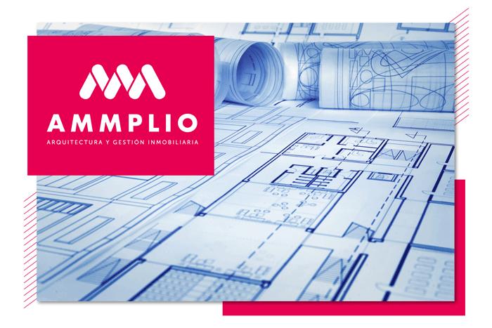 Imagen figurativa de Ammplio, arquitectos en Madrid